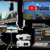 Rent Proyektor Fastfold – TV 32″ – Video Mixer